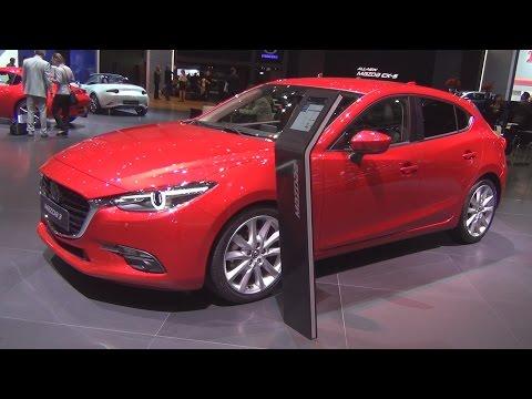 Mazda 3 #Revolution SkyActiv-D 150 AT (2017) Exterior and Interior in 3D