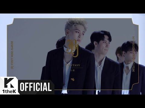 JBJ - 'Fantasy' M/V Making Film (DAY2)