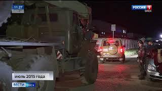 В Следственном Комитете России сообщили о завершении предварительного следствия по делу об обрушении казармы в поселке Светлый