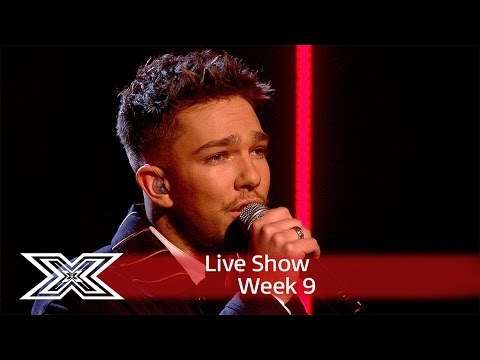 Matt Terry belts out Jessie Ware's Say You Love Me   Semi-Final   The X Factor UK 2016