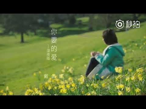 Meteor Garden 2018 OST | Penny Dai - Ni Yao De Ai