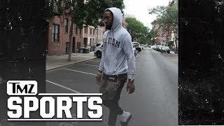 J.R Smith Surrenders to NYPD, Charged with Criminal Mischief | TMZ Sports