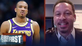 Losing Avery Bradley widens the gap between Lakers & Clippers — Broussard | NBA | FIRST THINGS FIRST