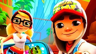 Subway Surfers Bangkok iPad Gameplay HD #2