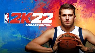 NBA 2K22 launches on Apple Arcade