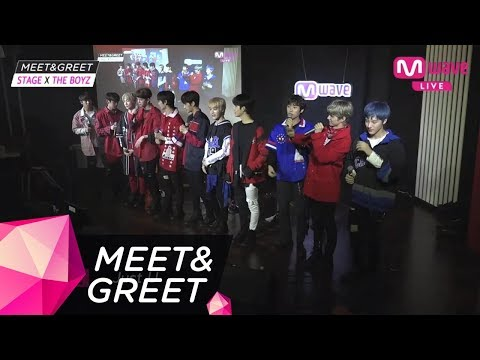 [MEET&STAGE] 'Just U' THE BOYZ somehow makes it feel like love♥