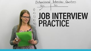 How to succeed in your JOB INTERVIEW: Behavioral Questions