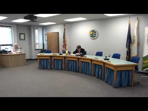 Town of Plattsburgh Board Meeting  3-19-20