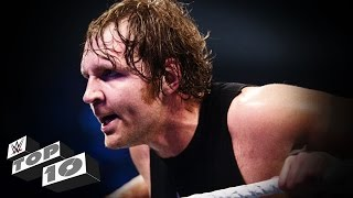 Dean Ambrose's Dirtiest Deeds: WWE Top 10
