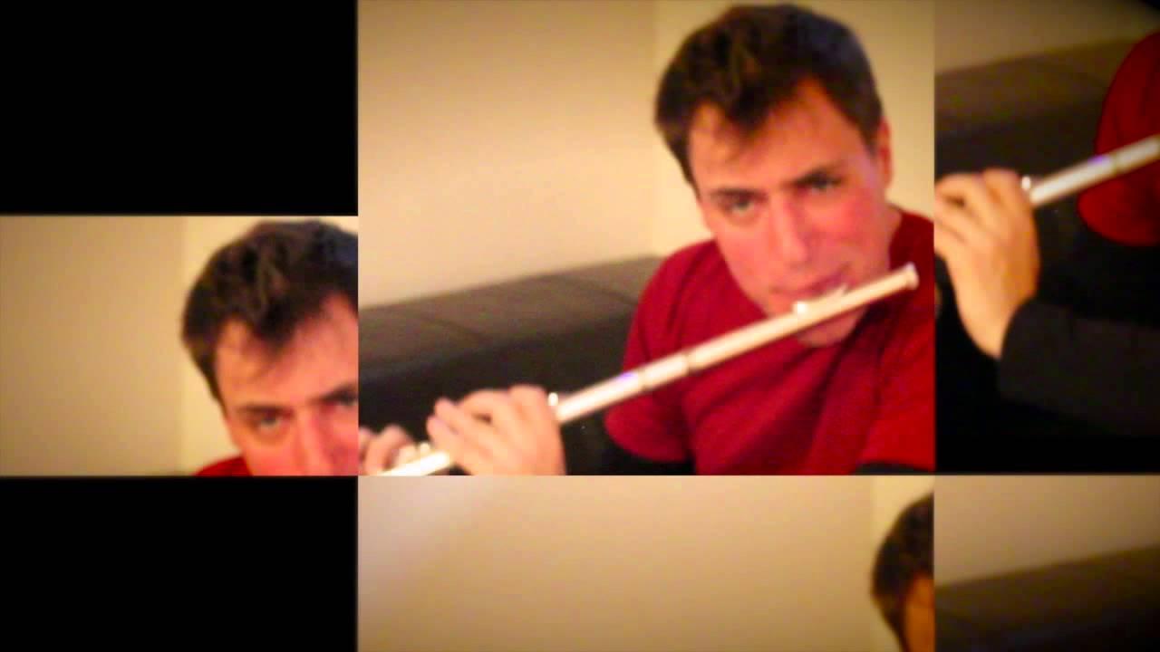 Tetris en beatbox à la flute