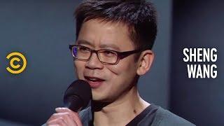 Failing the Weirdest Sobriety Test Ever - Sheng Wang