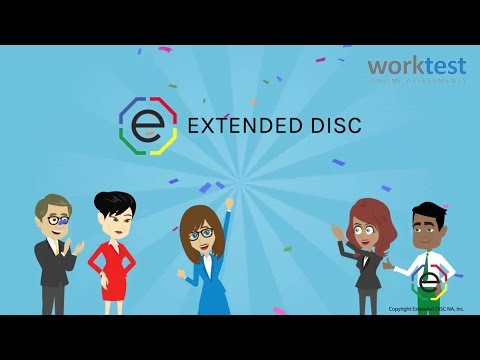 What is Extended DISC?
