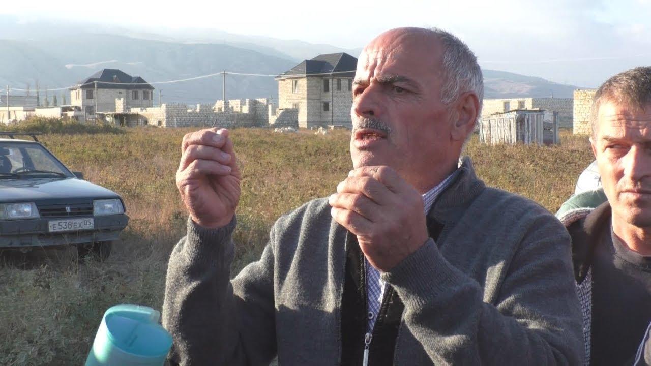 Жители дагестанского села заявляют о произволе чиновников