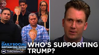 Who's Actually Supporting Donald Trump? | The Daily Show