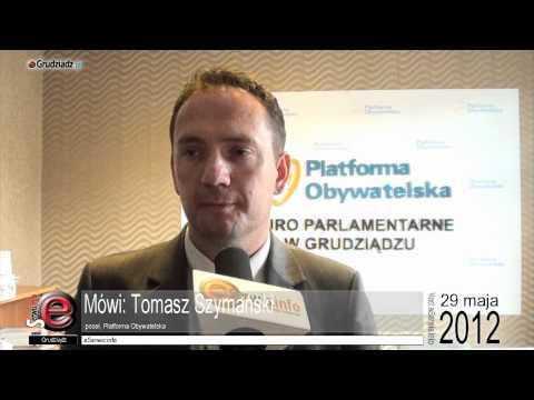 Nazewnictwo węzłów autostradowych: Tomasz Szymański