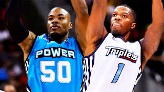 Joe Johnson (19 pts) vs Corey Maggette (20 pts) EPIC Battle - Highlights | Week 5 | Season 3