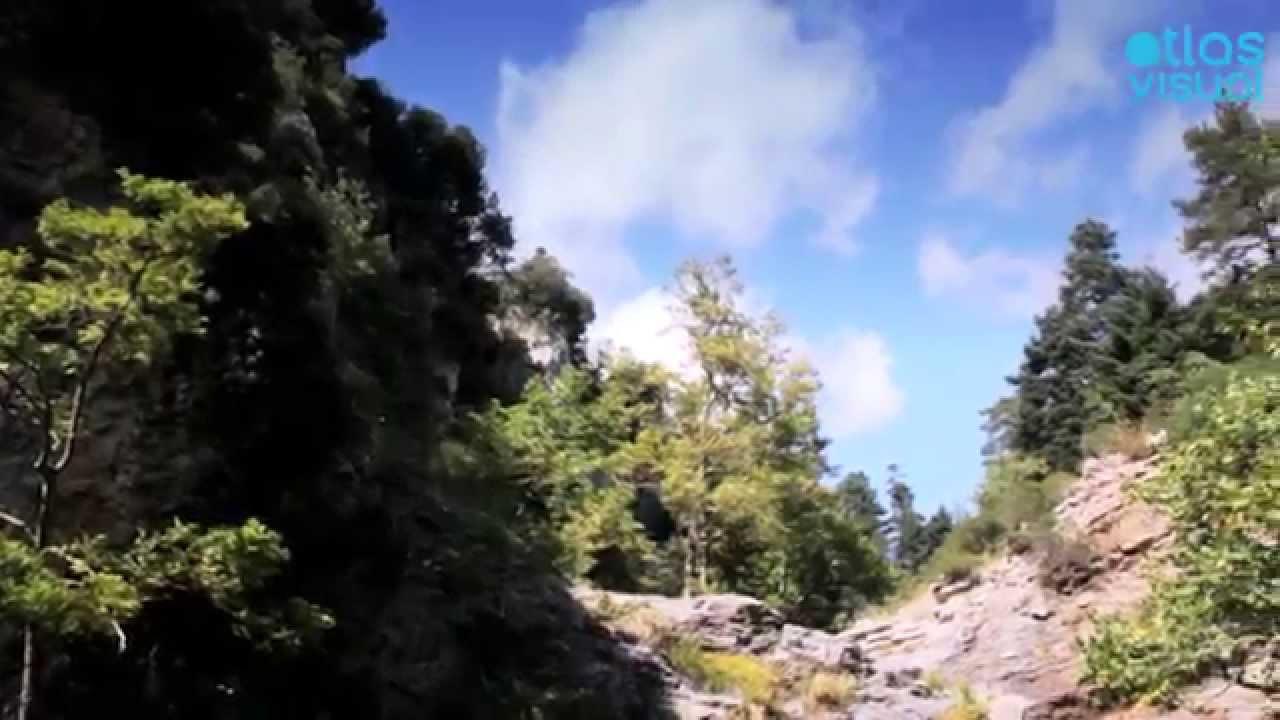 Kerasia Waterfalls Evia