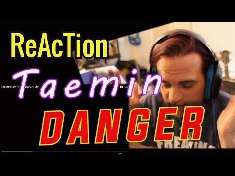 Guitarist Reacts TAEMIN - Danger // 태민 '괴도  // MV // Musicians Reaction