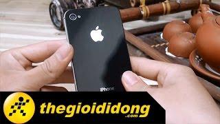 Trên tay iPhone 4S   www.thegioididong.com