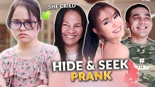 HIDE AND SEEK PRANK! | IVANA ALAWI
