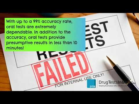 Oral Drug Testing Kits