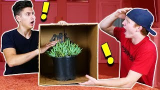 EXTREMELY DEADLY WHAT'S IN THE BOX CHALLENGE!
