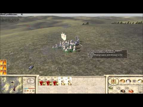 Rome Total War Online Battle #2074: Seven Player FFA (live-commentary)