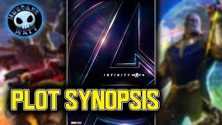 Marvel Studios releases AVENGERS: INFINITY WAR's plot synopsis
