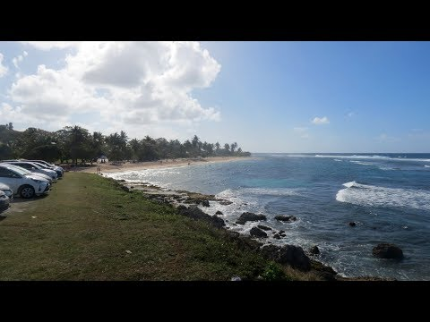 Plage de la Chapelle - Anse-Bertrand - Guadeloupe