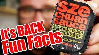 McDonald's Szechuan Sauce Return, What does it taste like?