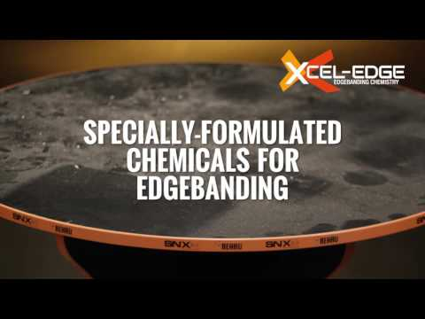 SNX - New XCEL EDGE Woodworking Cleaning Chemicals
