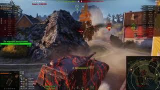 ПОТНЫЙ БОЙ НА Jagdpanzer E 100 ОТ BEOWULF422[KOPM] (РИНО ВО ВЗВОДЕ)