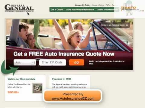 The General Car Insurance Company Review (Customer Satisfaction, Ratings)