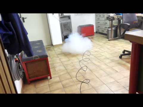 Stairville SF 1000 Fogmachine Tuning