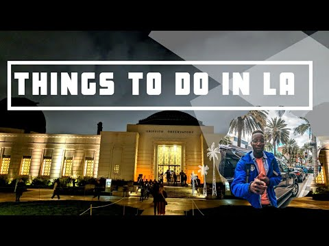 TRAVEL GUIDE | Things to Do in Los Angeles - Travel Tuesday with YiNkZZ