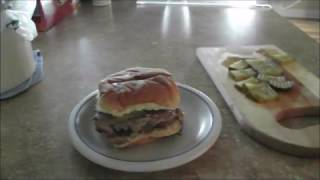 White Castle Copycat Burger Recipe