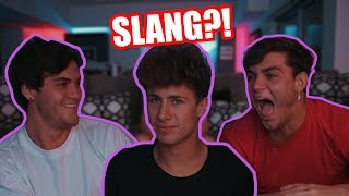 LEARNING SLANG ft. Dolan Twins / Juanpa Zurita