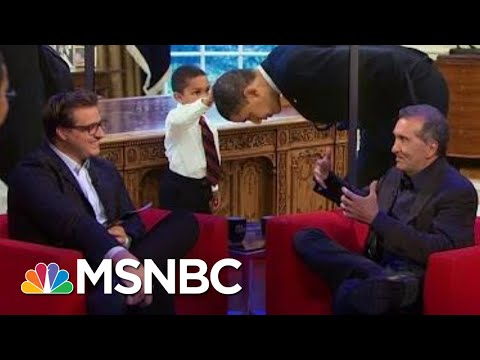 Pete Souza On Throwing 'Shade' At Trump | All In | MSNBC
