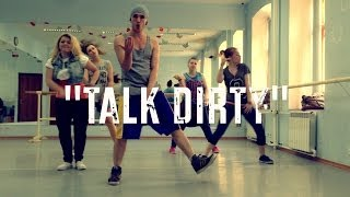 "JASON   DERULO – ""TALK DIRTY"" 