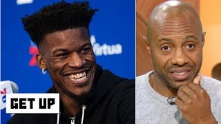 'Houston, cancel the launch!' – Jay Williams reacts to Jimmy Butler reports | Get Up