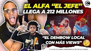 """SINGAPUR DEL ALFA """"EL JEFE"""" LLEGA A 212 MILLONES """"EL DEMBOW LOCAL MÁS VISTO EN EL MUNDO"""""""