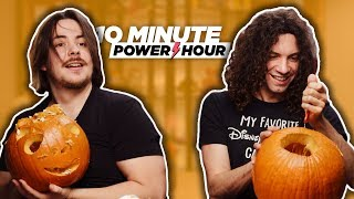 Let's Carve: Pumpkins! - Ten Minute Power Hour