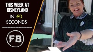 This week at Disneyland in 90 seconds - More Haunted Scavenger Hunt - 04/16/16