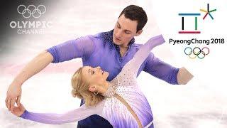 Aljona Savchenko and Bruno Massot (GER) - Gold Medal | Pairs Free Skating | PyeongChang 2018