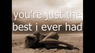 Best i ever had (grey sky morning) with lyrics - Vertical Horizon