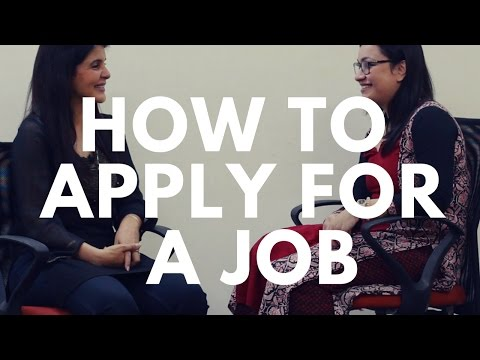 Job Search Tips: How To Get a Job With No Work Experience