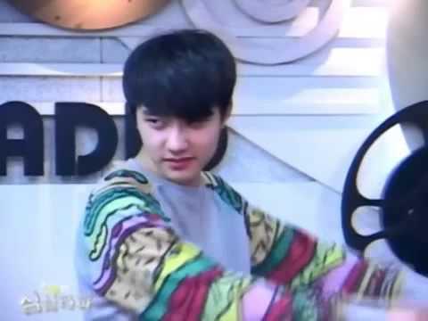 [ENGSUB] 131212 EXO Simsimtapa - Baekhyun & Kyungsoo SEXY DANCE