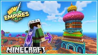 The Mega Base Begins! | Empires SMP | Ep.12 (1.17 Survival)