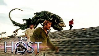 The Host ll Hollywood Hindi Dubbed Sci Fi Action Movies ll Panipat Movies