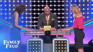 Here's why it's good to be Taylor Swift! | Family Feud